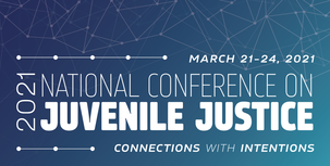 National Conference on Juvenile Justice logo