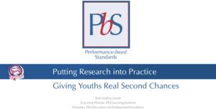 Giving Youths Real Second Chances webinar screenshot