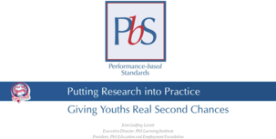 Giving Youths Real Second Chances webinar screenshot